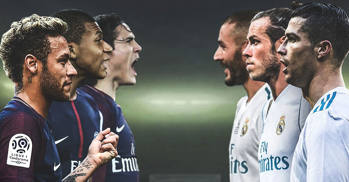 Real Madrid Vs Psg Video Stream Free