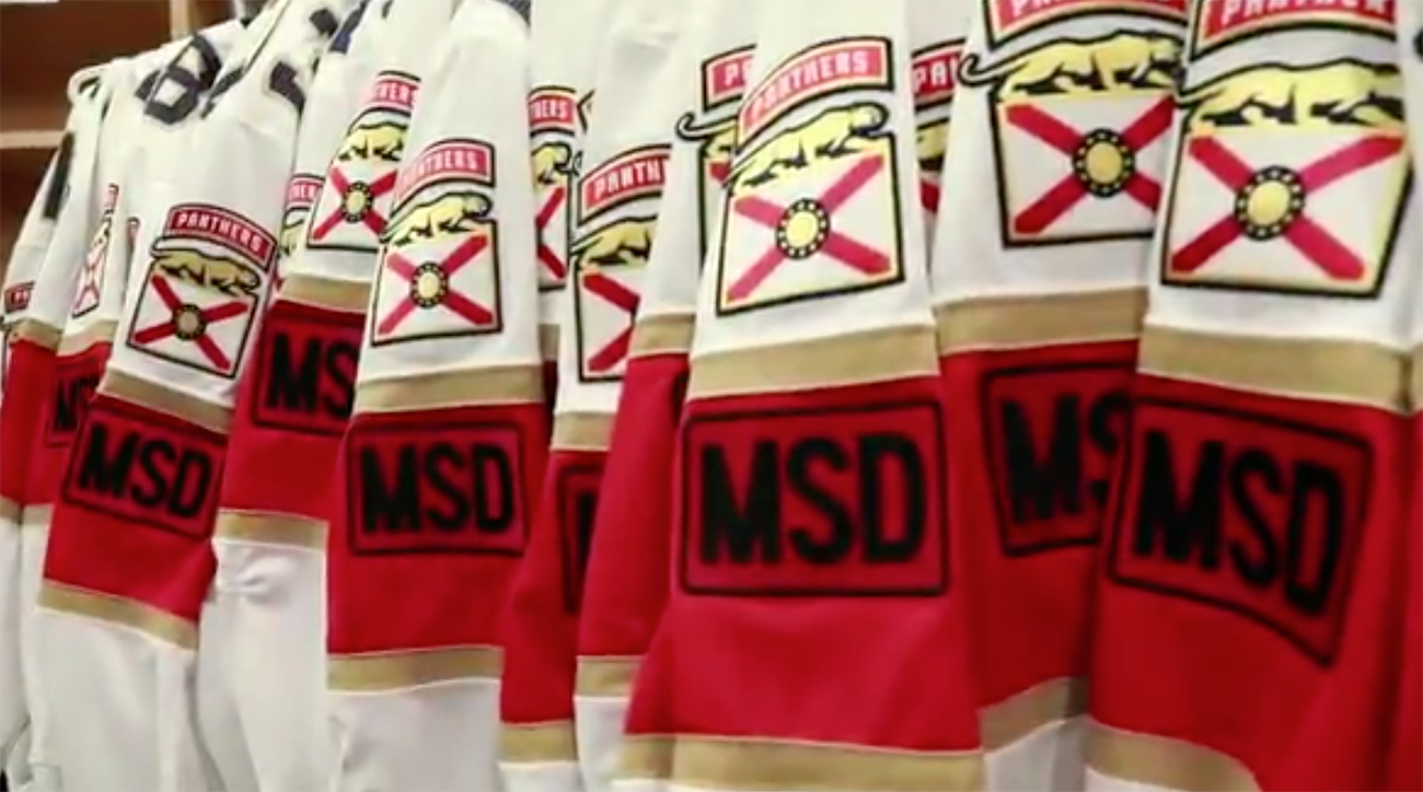 Msd-patches-panthers-honor-shooting-victims