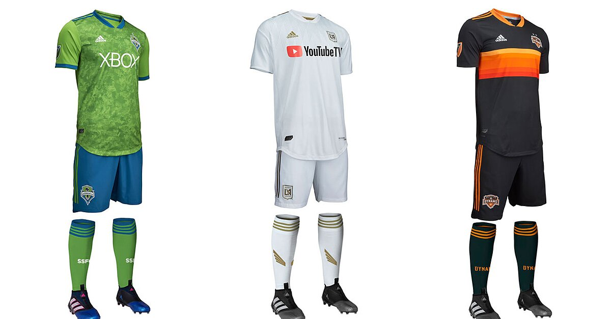 MLS uniforms 2018  Kit critique for all 23 team jerseys  5b9b80507