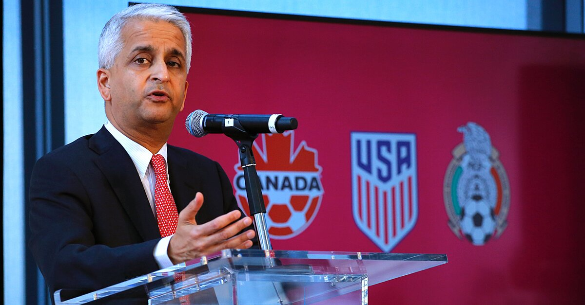 Report: Anti-U.S. Sentiment Could Put USA's Joint 2026 World Cup Bid in Danger