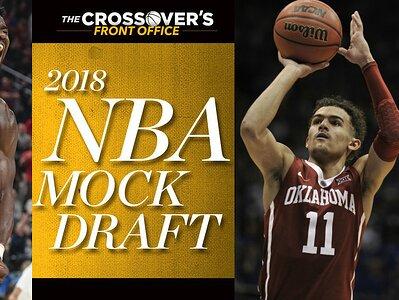 3b8aff95e601 NBA Mock Draft 2018  Deandre Ayton Holds