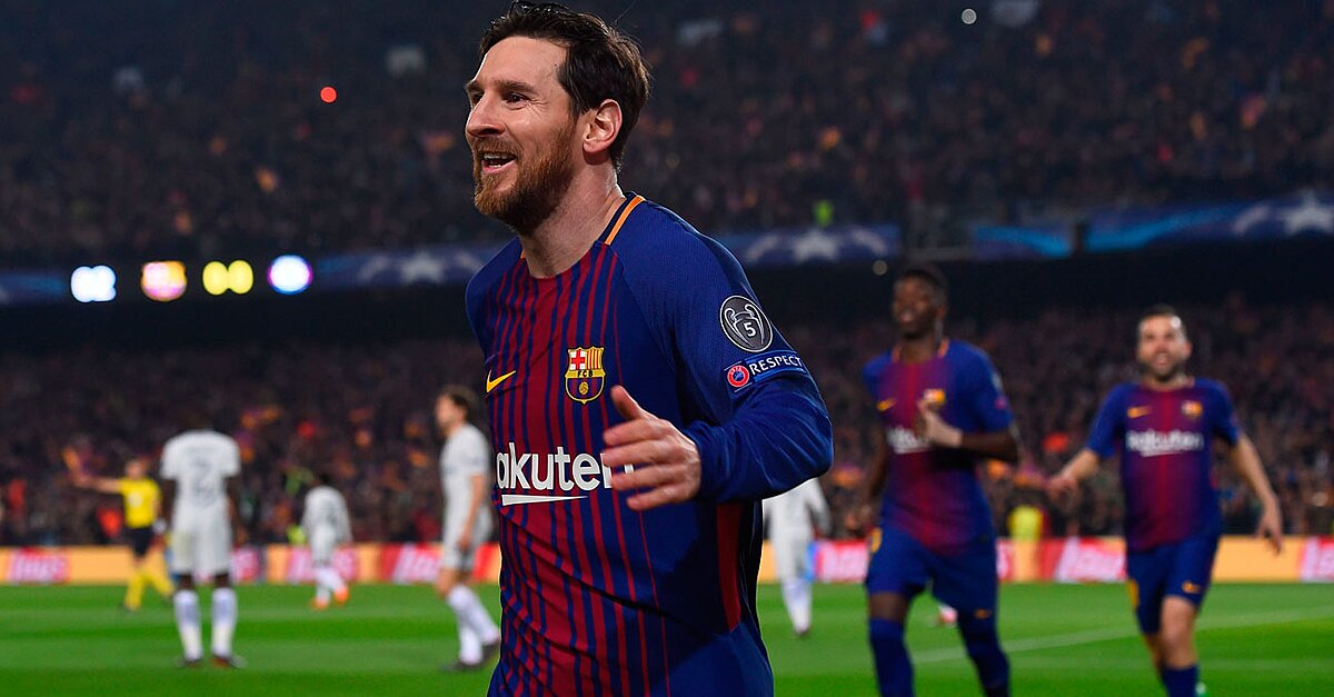 Barcelona 3, Chelsea 0: Messi scores two, has 100 in UCL