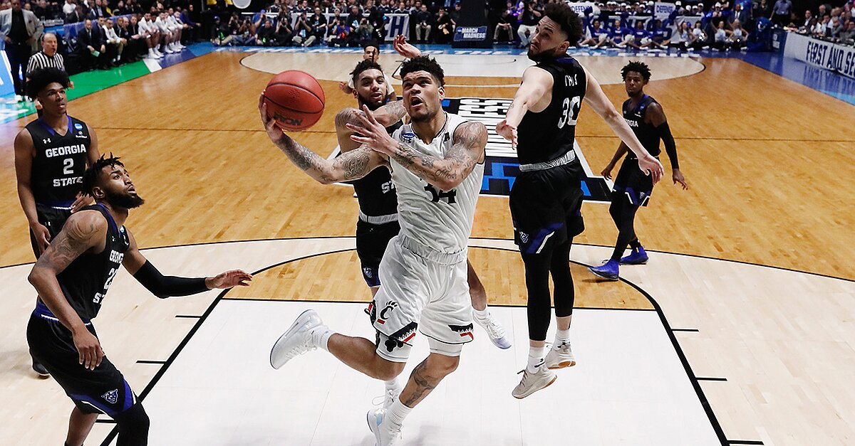 March Madness Scores: Friday NCAA tournament results ...