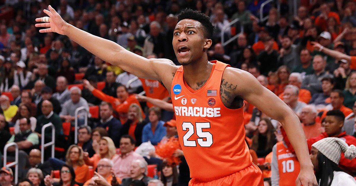 Tyus Battle: Syracuse is not a Cinderella team in NCAA ...