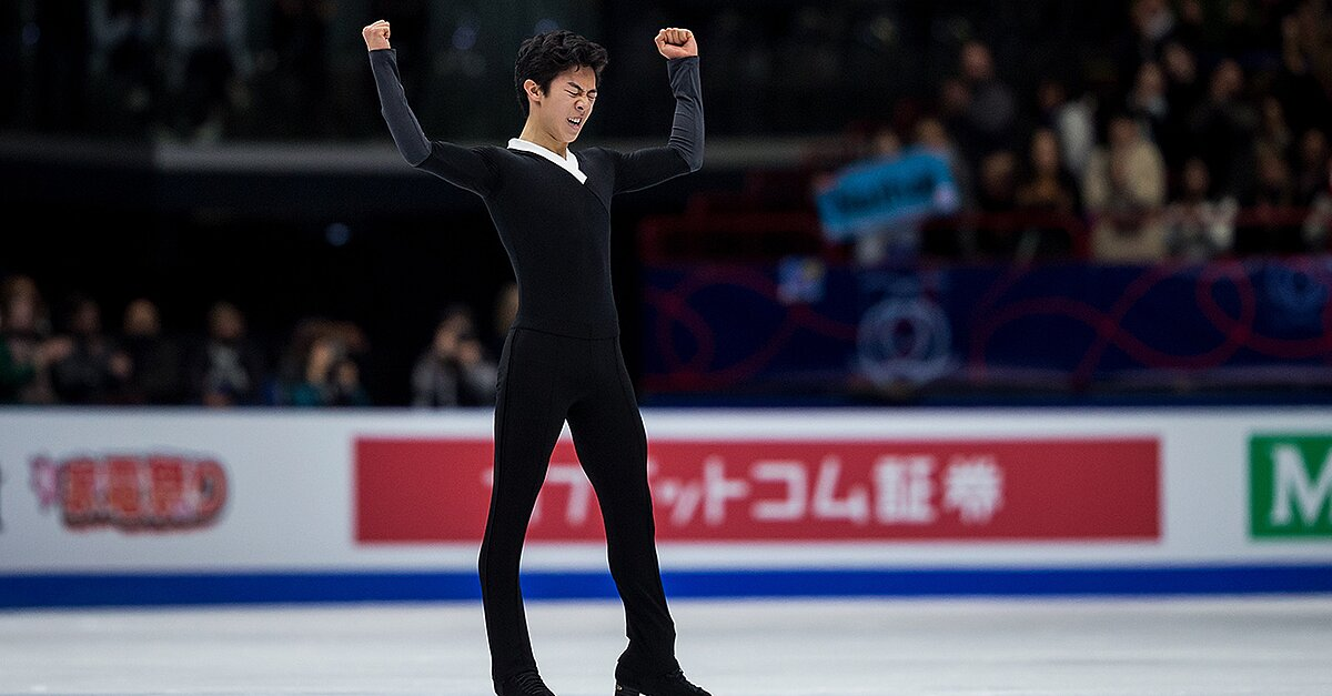 Olympic Figure Skater Nathan Chen Is Officially Heading to Yale in the Fall