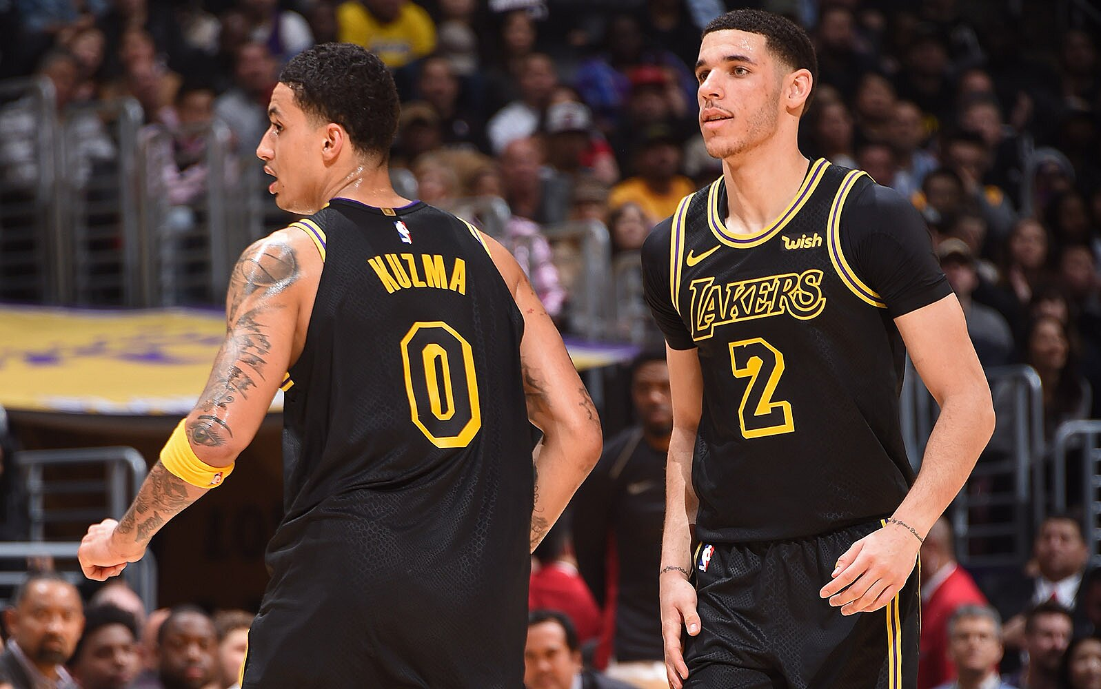 purchase cheap b01a6 095a0 Lakers' Rebuild Could Be Ready for Showtime | SI.com