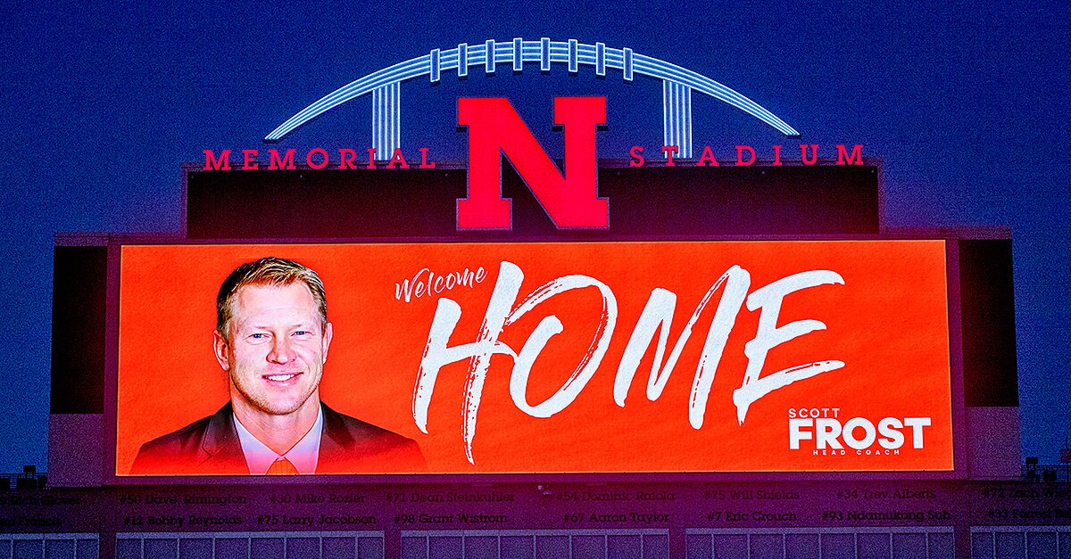 82766530a Scott Frost: Can Huskers great lead Nebraska out of darkness? | SI.com