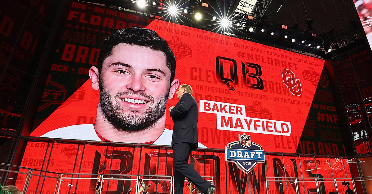 2018 Nfl Draft Pats Considered Trading Up To Select
