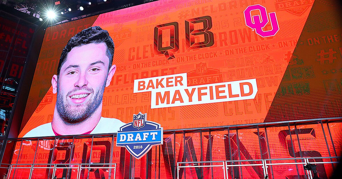 Baker Mayfield Vs Tyrod Taylor Browns Week 1 Starter