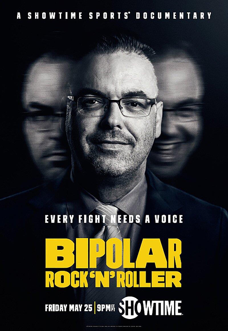 Bipolar Rock 'N Roller': Mauro Ranallo doc talks mental