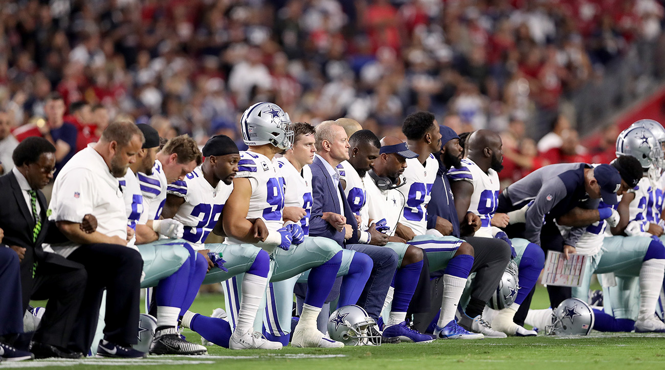 Nfl-players-react-protest-national-anthem-policy