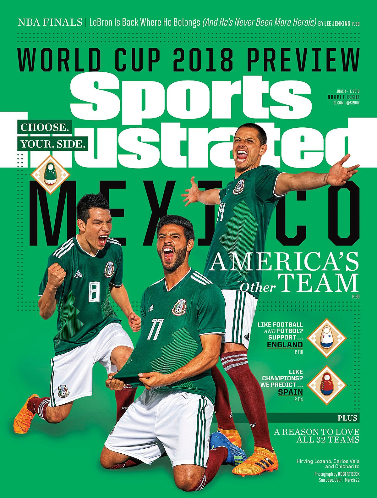 847279a0951 Mexico  How El Tri has become America s 2018 World Cup team