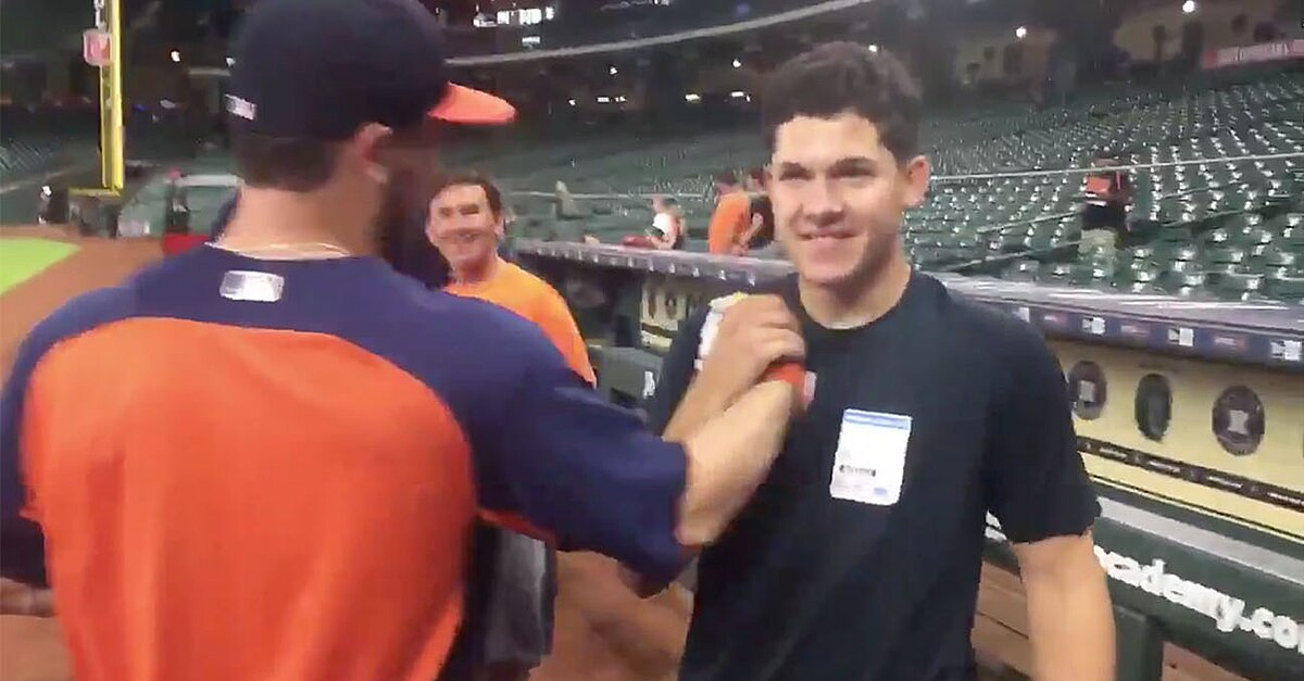 Watch: Alex Bregman Tells Brother A.J. He Was Drafted by the Astros