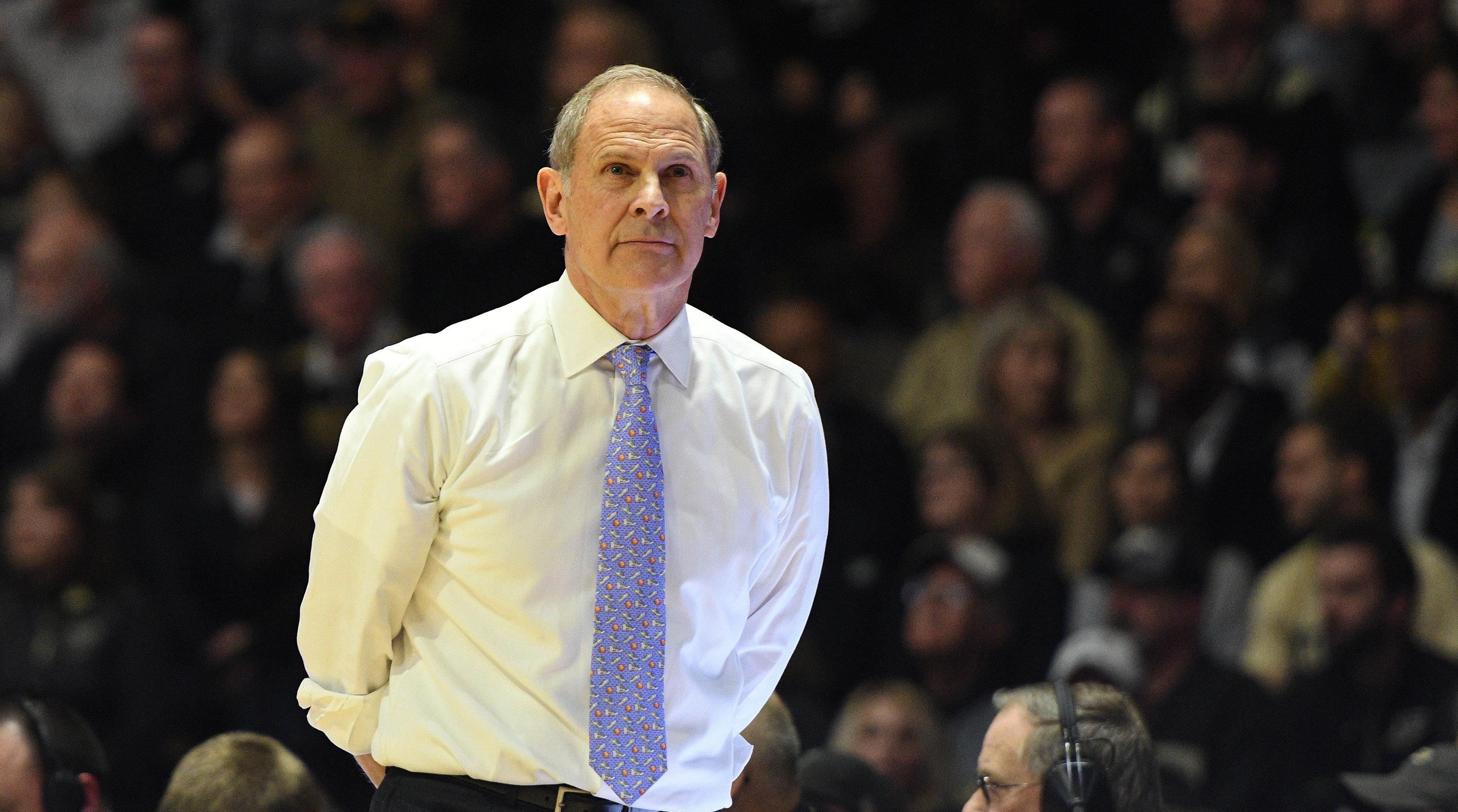 John-beilein-staying-michigan-pistons-rumors