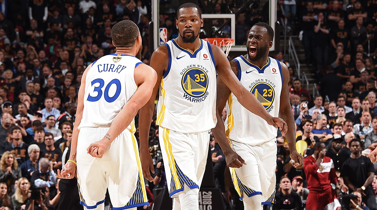 723a8485dad2 Kevin Durant s Free Agency  Why Warriors Star Should Move On