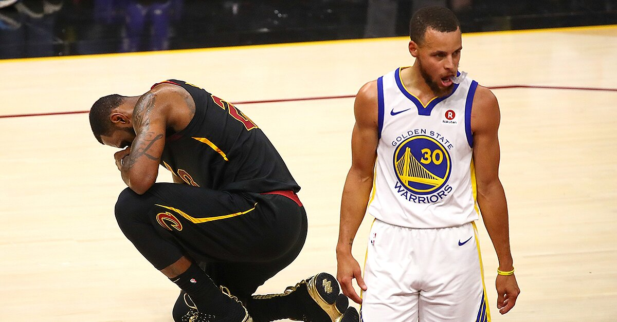 6e922cf8d3cc9 Warriors Show Another NBA Finals Win Was Formality With Game 4 Win ...