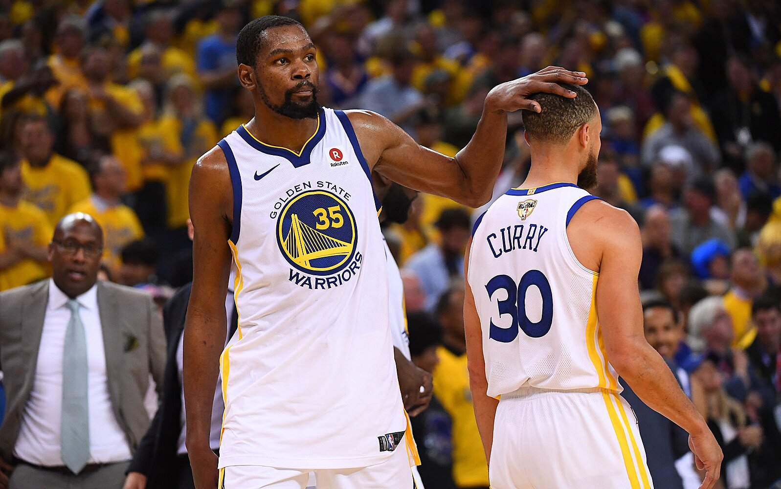 2d1d2a83c26 Kevin Durant  The Dagger That Foreshadowed Warriors  Broom