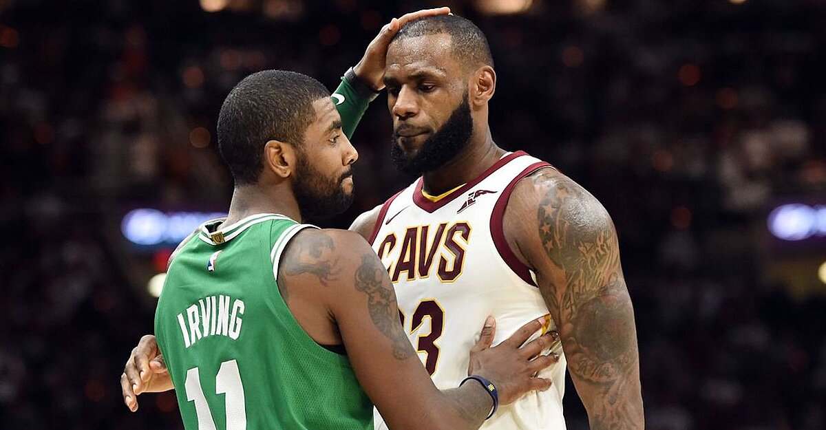 Kyrie Irving on Reuniting with LeBron James: