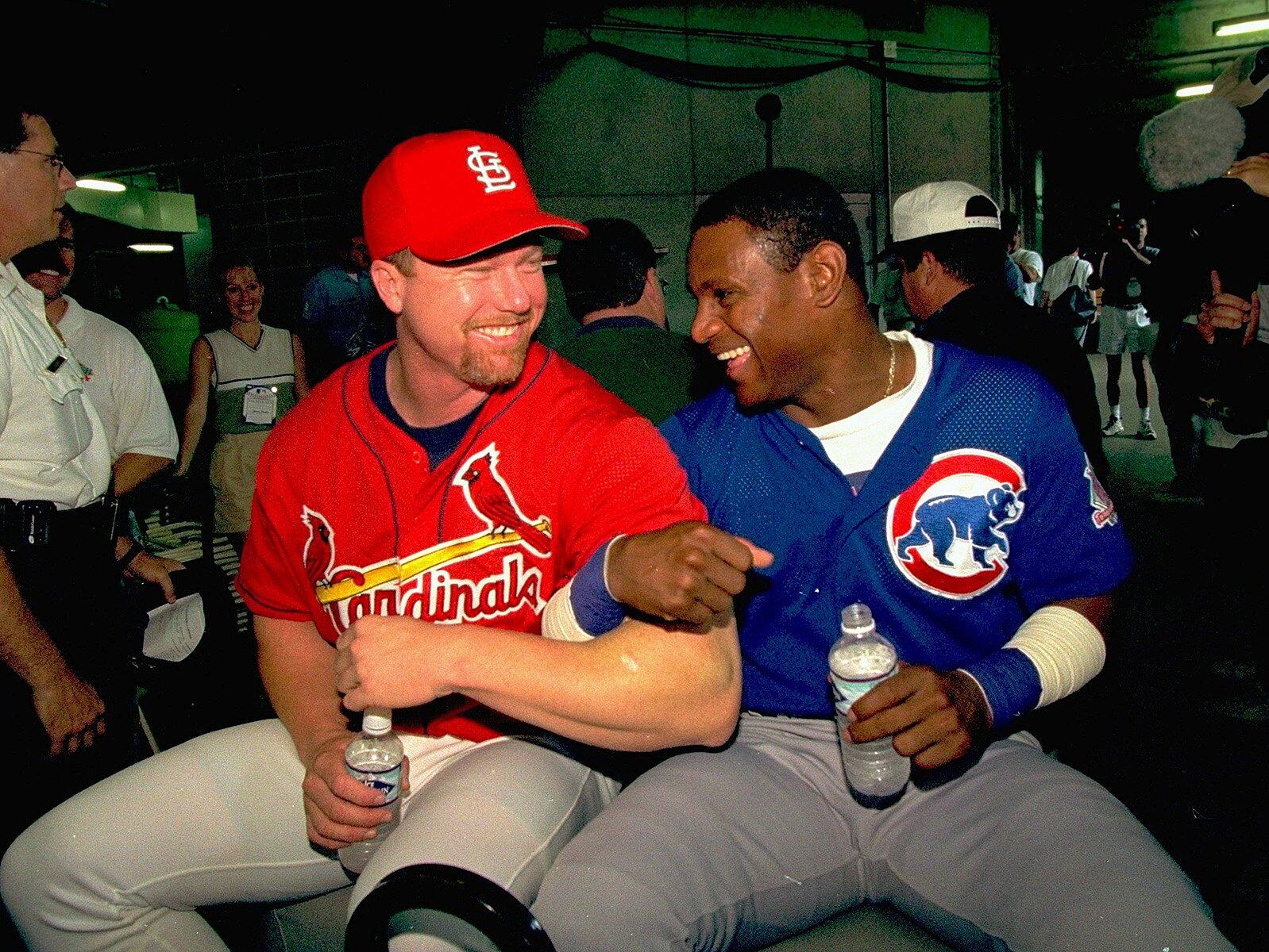3a61f008e Sammy Sosa goes long on 1998, the Cubs and Mark McGwire | SI.com