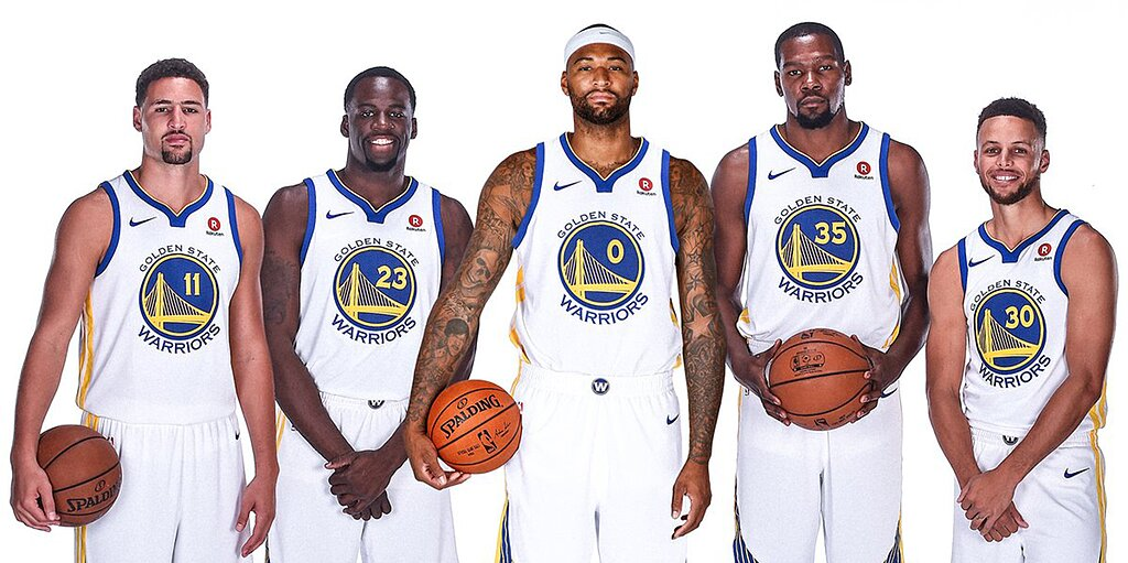 Image result for golden state warriors demarcus cousins