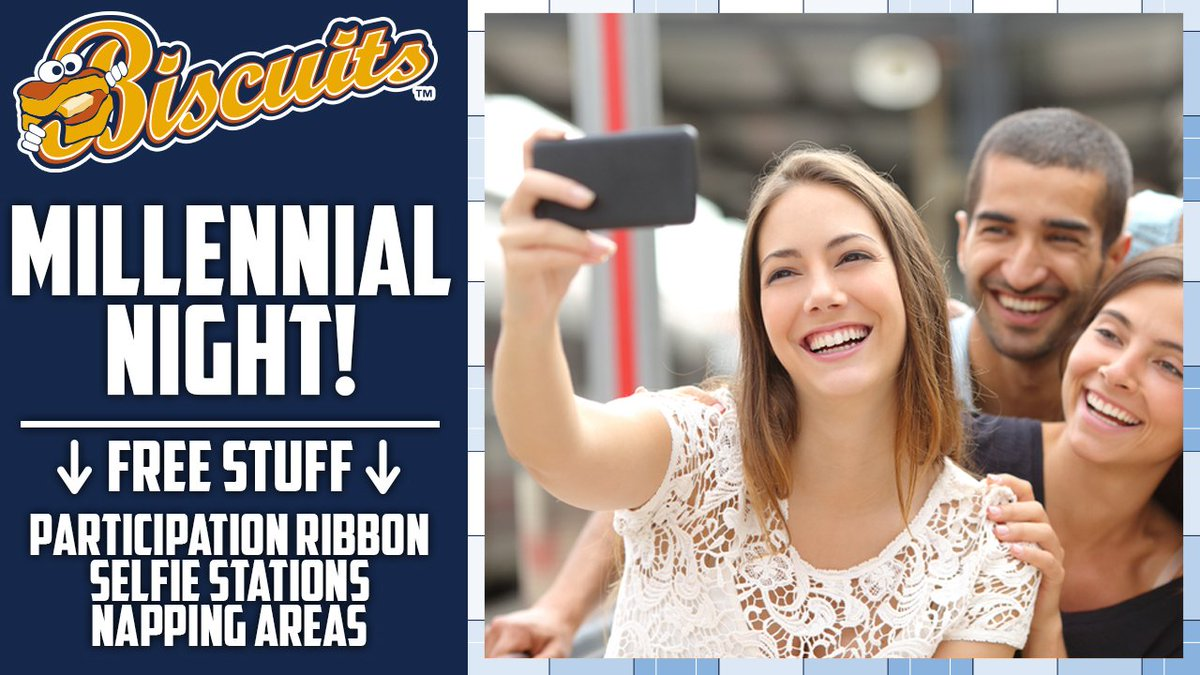 Montgomery-biscuts-millennial-night-promotion