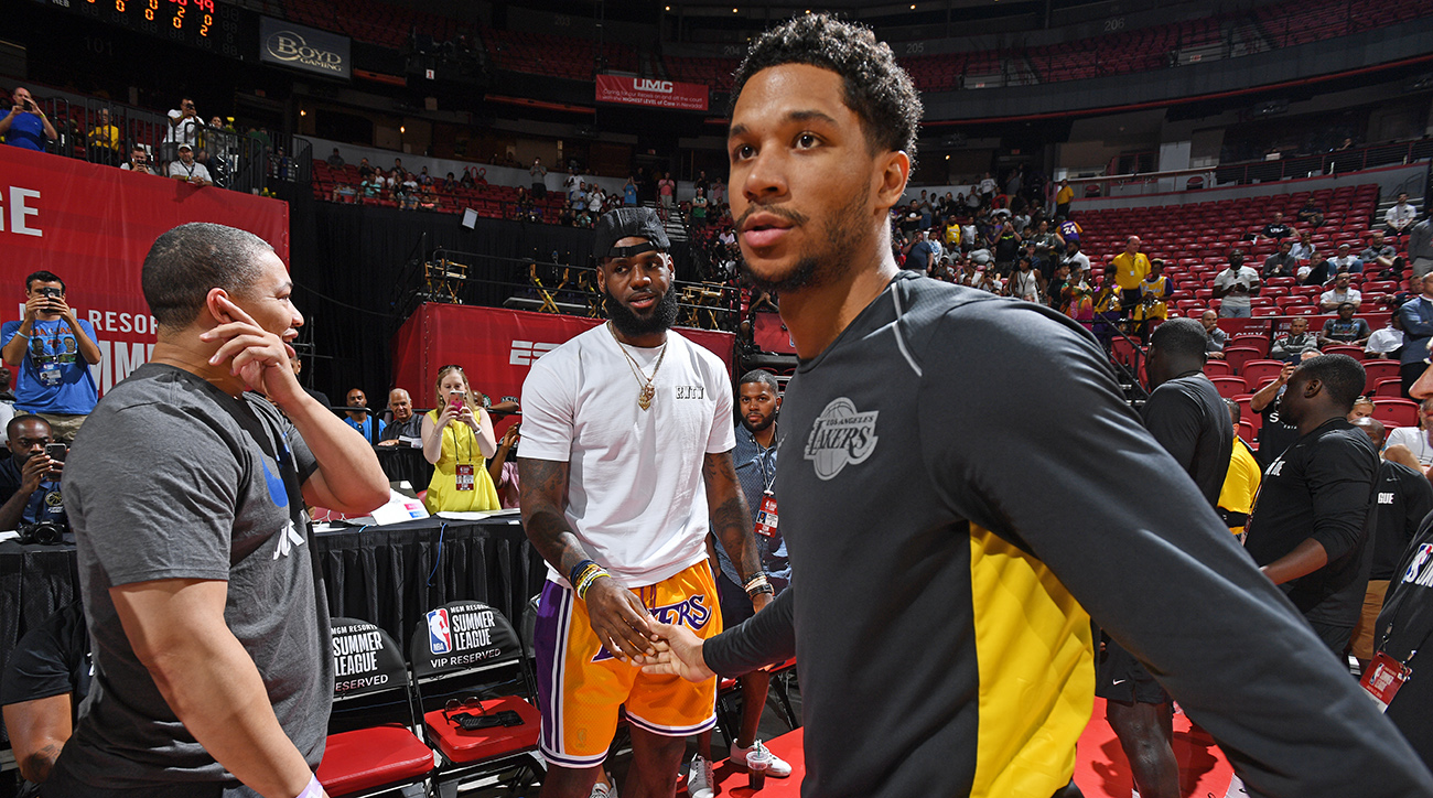 What's Behind the Lakers' Bizarre Offseason?