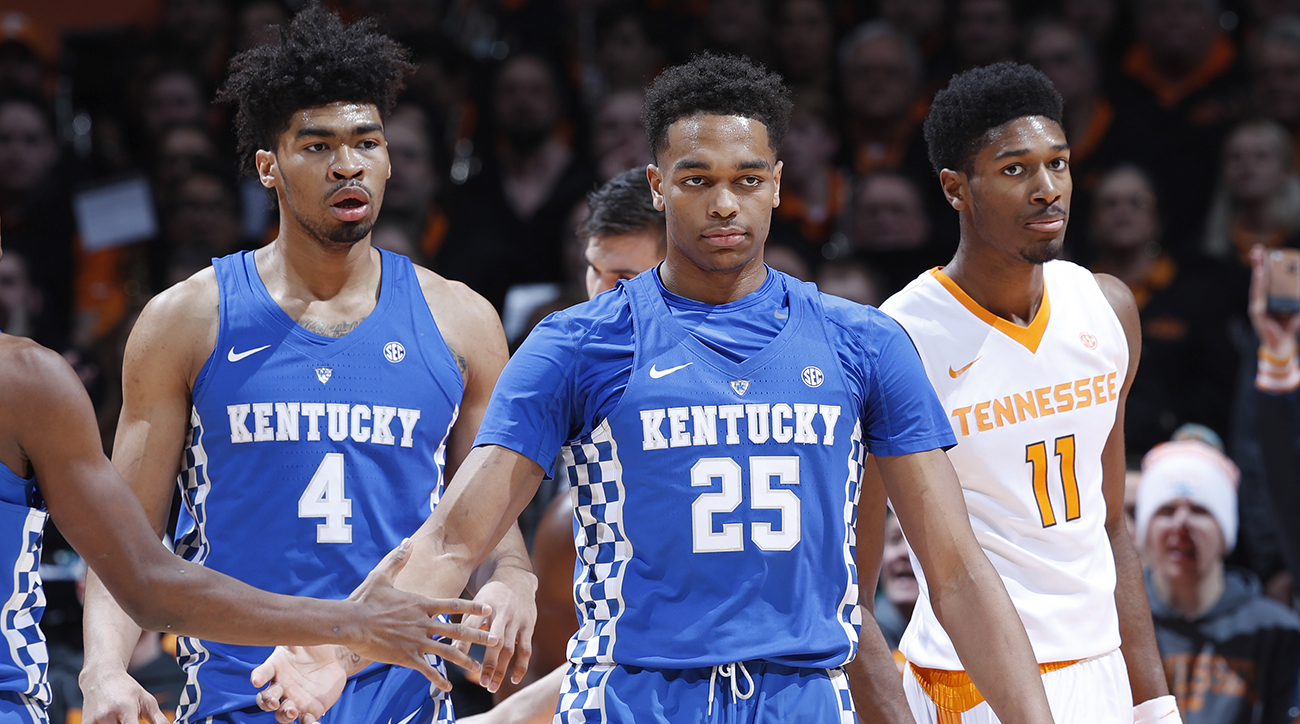 Kentucky-players