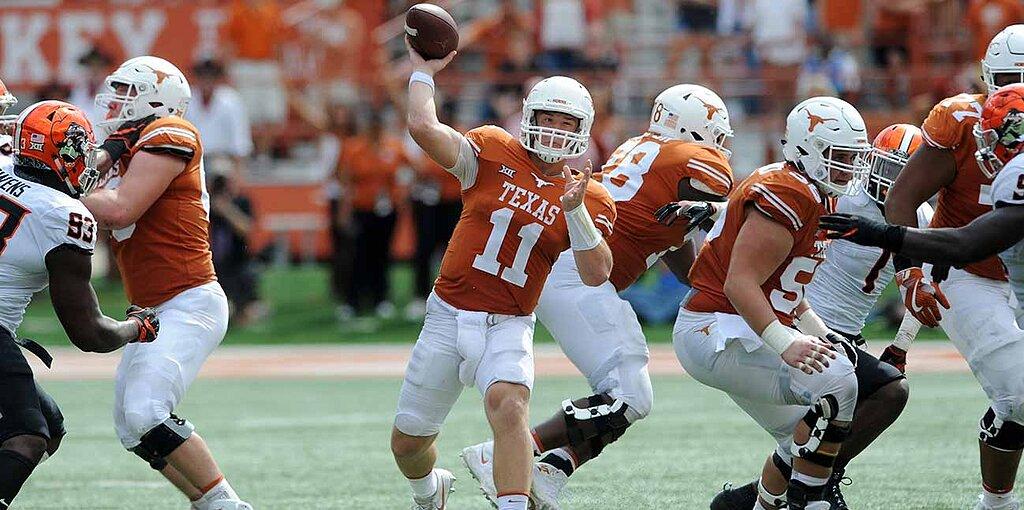 Sam Ehlinger Trying To Rewrite Recent Texas QB History
