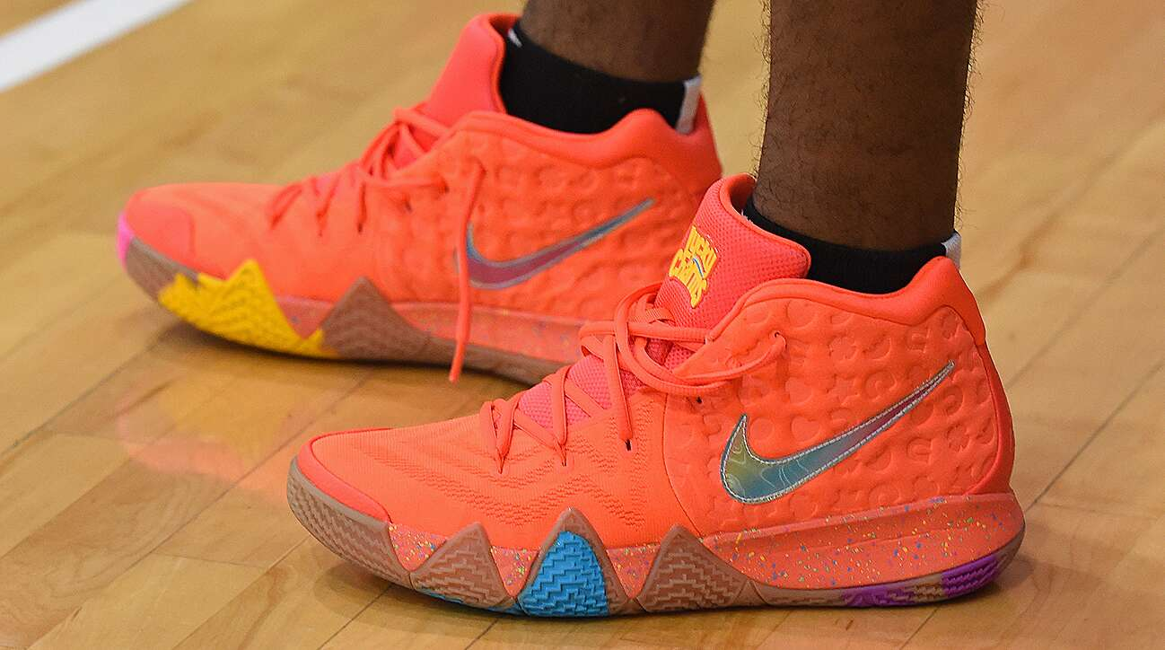 best service d03d4 7a667 Kyrie Irving signature sneakers: Ranking every release from ...
