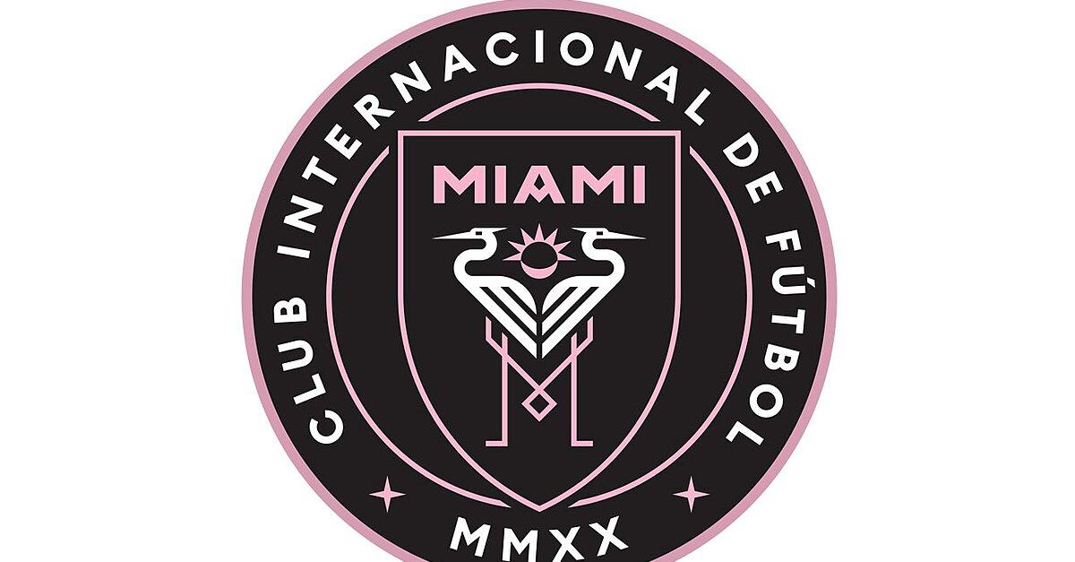 f3b8f05c34e Inter Miami CF  Beckham s MLS expansion team unveils name