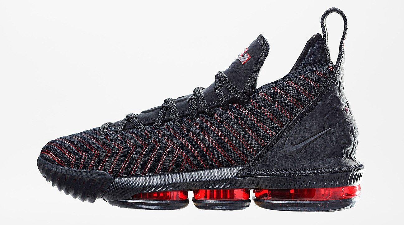 c87d93fe6df56 LeBron 16: Nike unveils LeBron James's newest signature shoe | SI.com