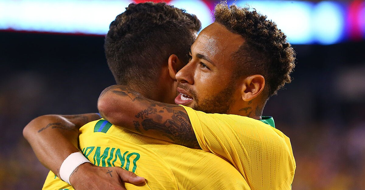 Young USMNT No Match for World Cup-Tested Brazil in Friendly
