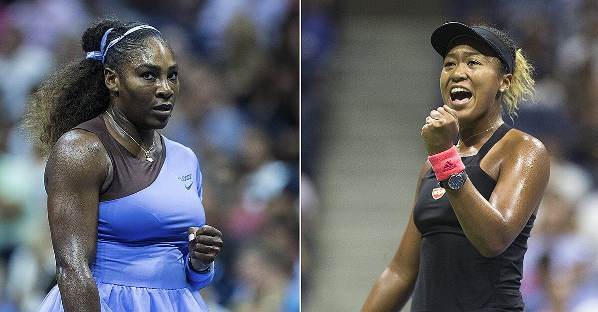 Serena Williams, Naomi Osaka Set to Clash in Dream U.S. Open Final