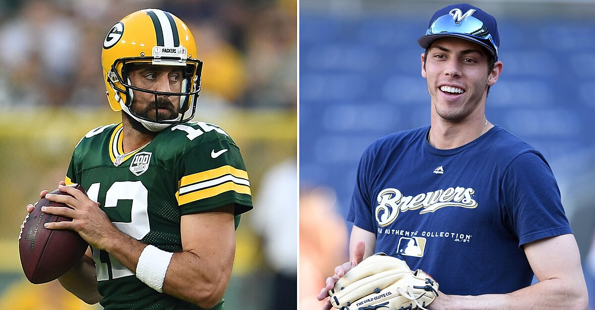 Monday Hot Clicks Aaron Rodgers Packers Contract Christian Yelich 628 Sc Poi Face 85 Slams Cheap