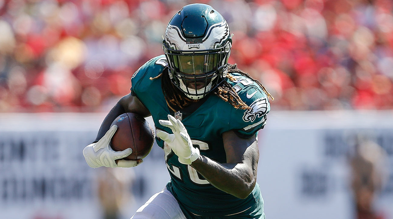Jay Ajayi Injury Fantasy Fallout Of Eagles Rb Acl Tear