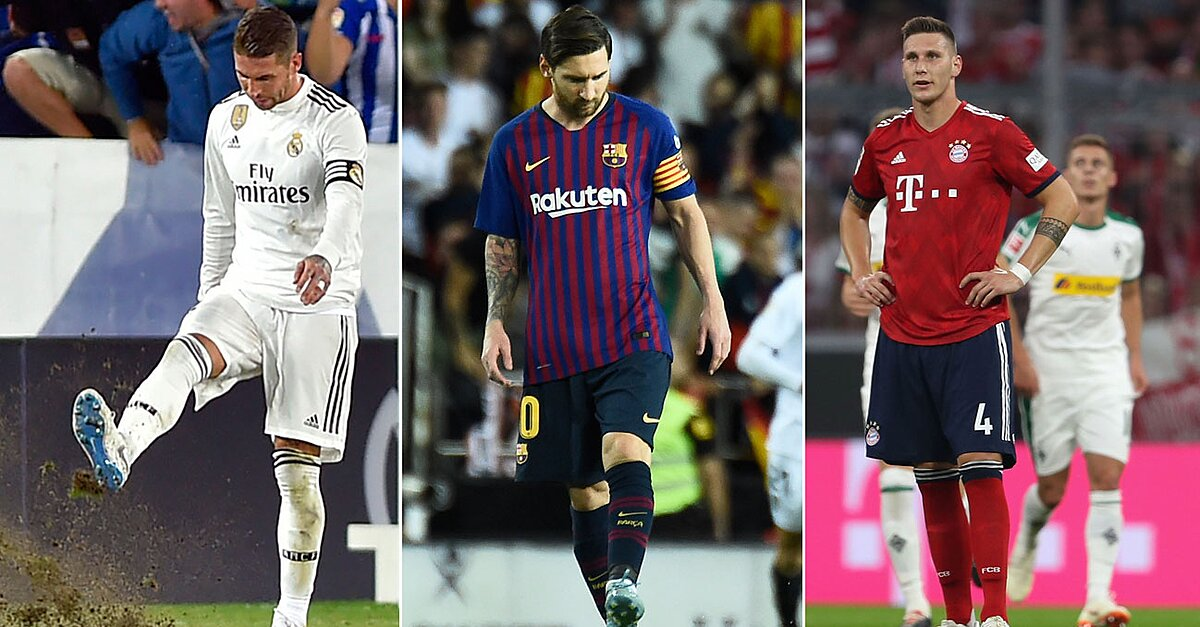 What's Behind Simultaneous Dips in Form for Barcelona, Real Madrid, Bayern Munich?