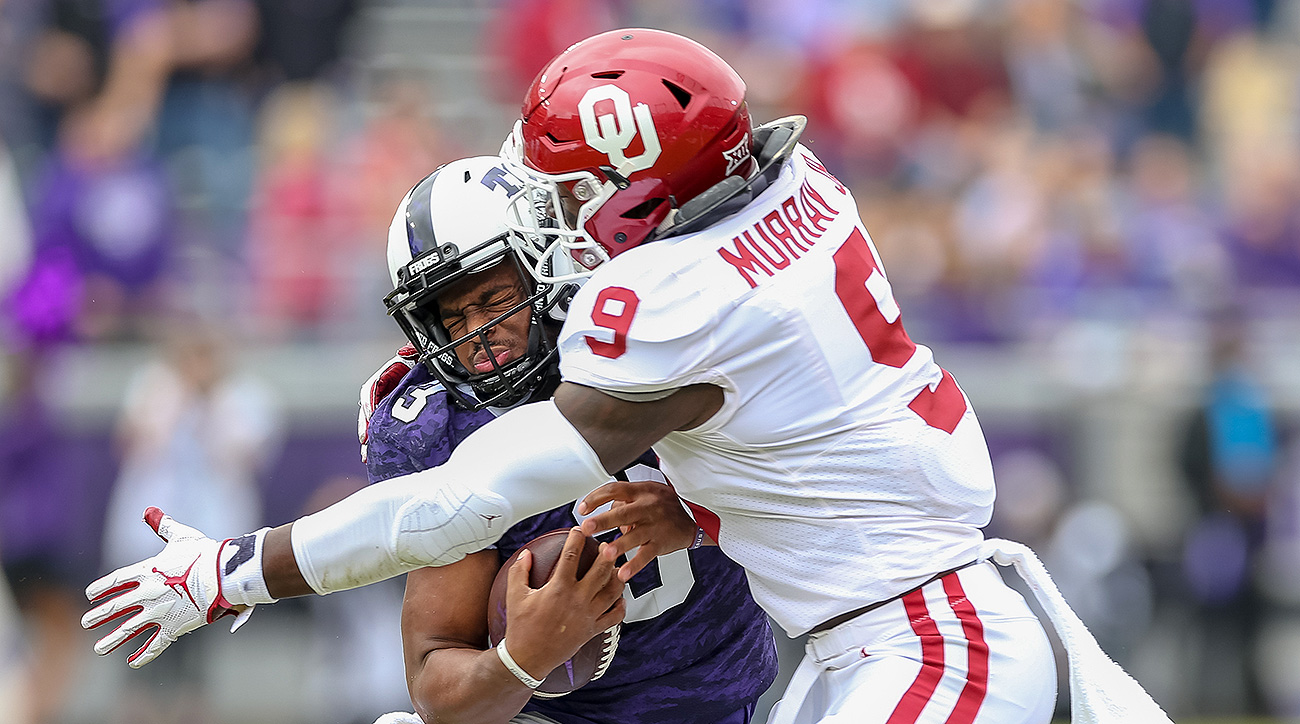 Oklahoma Rebounds From Defensive Meltdown, Rolls Past TCU