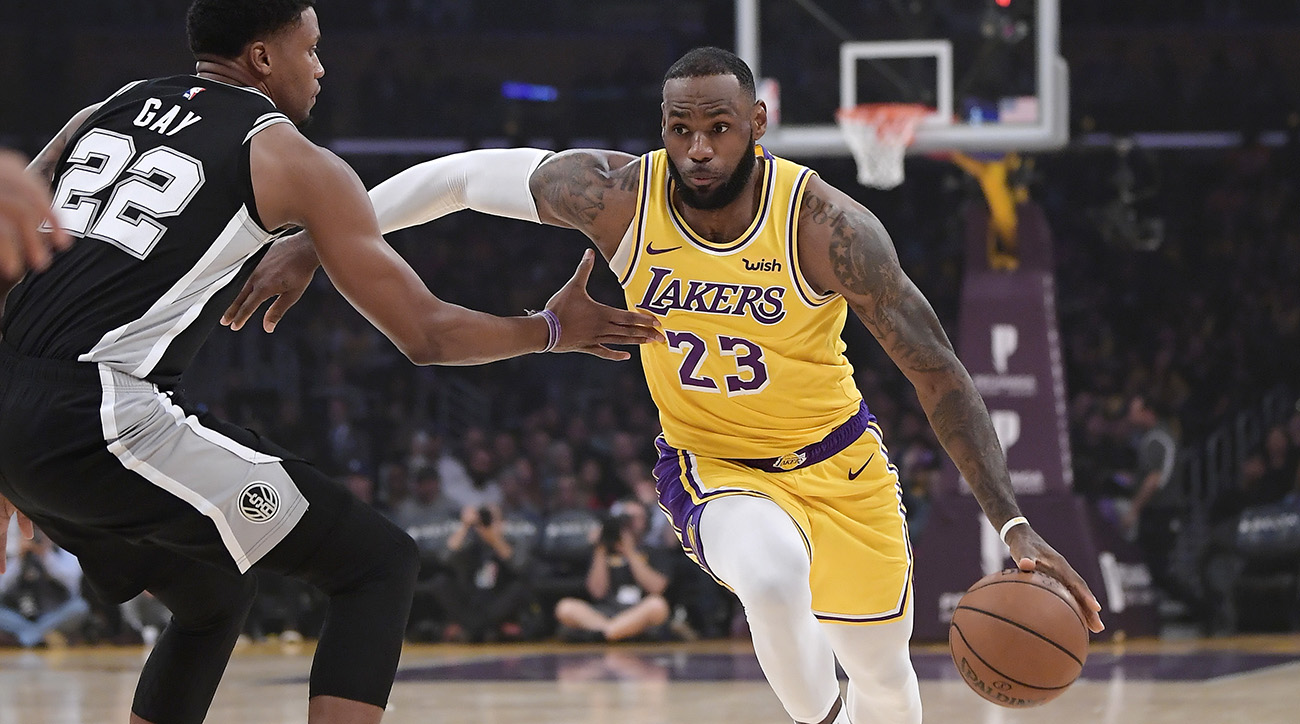 LeBron, Lakers are the strangest show in the NBA | SI.com Lebron James Yelling Vs Lakers