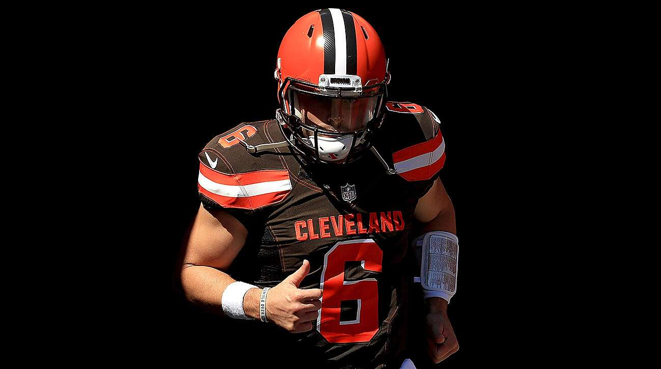 74c2d9e55e82 Dysfunction in Cleveland: Hue Jackson's Paranoid Final Days and Baker  Mayfield's Resilience