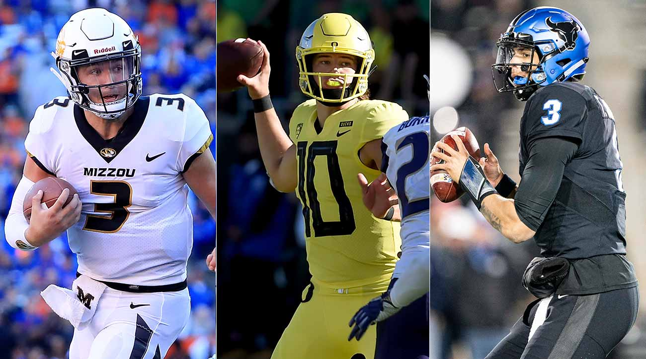 Best Nfl Draft Prospects On Each Undefeated College: 2019 NFL Draft: Top Quarterbacks To Watch Late In CFB