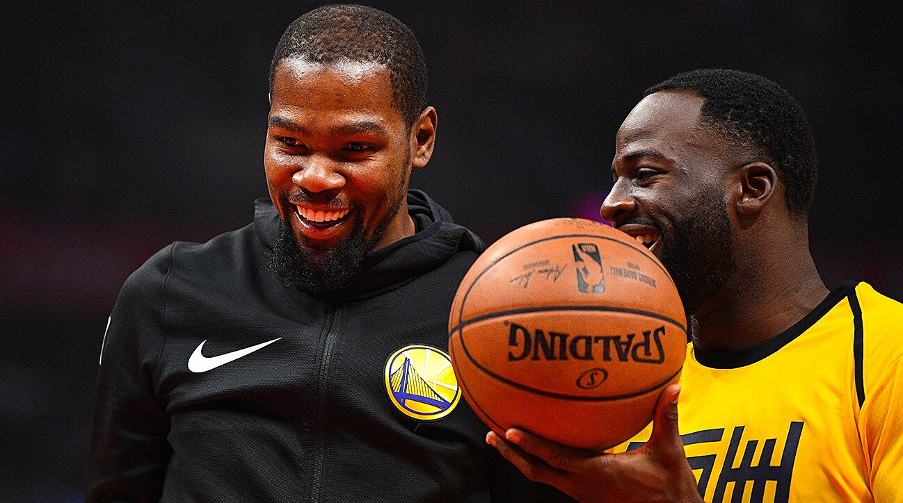 858eb4ecf519 Kevin Durant-Draymond Green feud  What s next for Warriors
