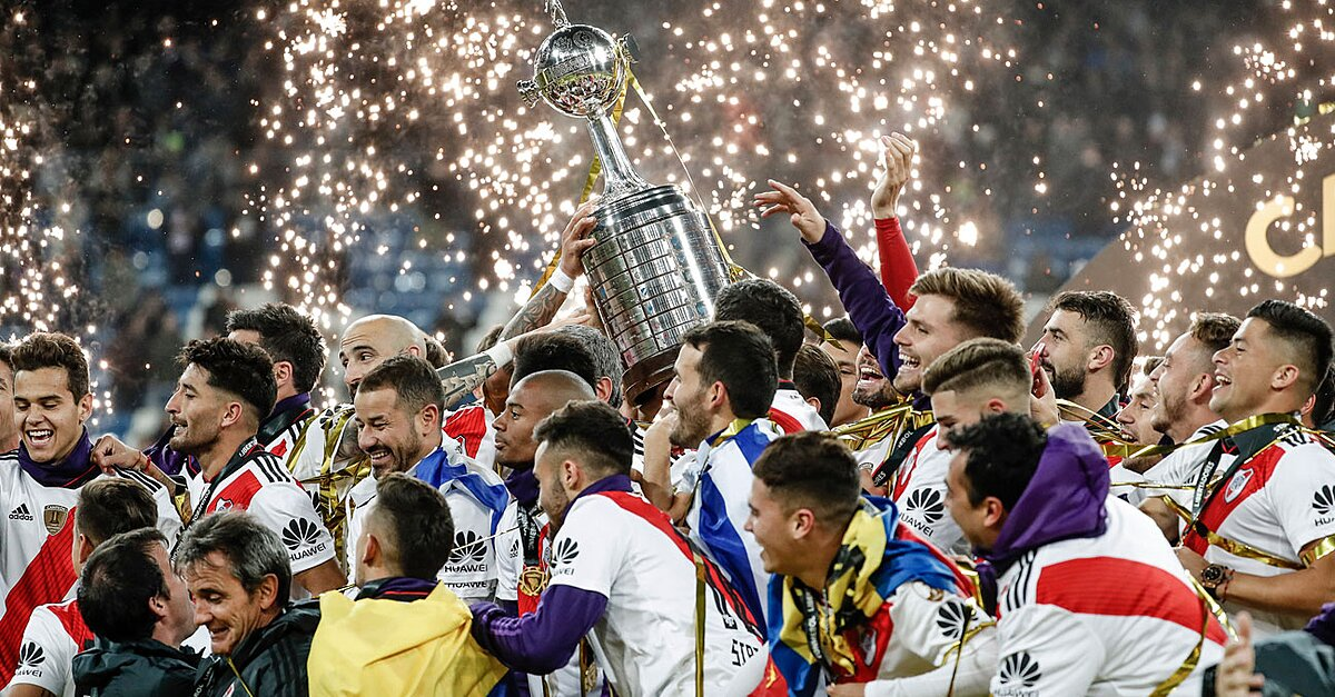 River Plate Beats Boca Juniors To Seal Tainted Copa