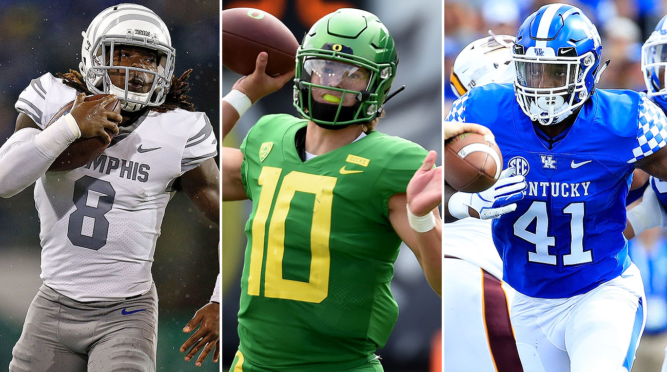 Best Nfl Draft Prospects On Each Undefeated College: 2019 NFL Draft: Bowl Game Guide; Top Prospects To Watch
