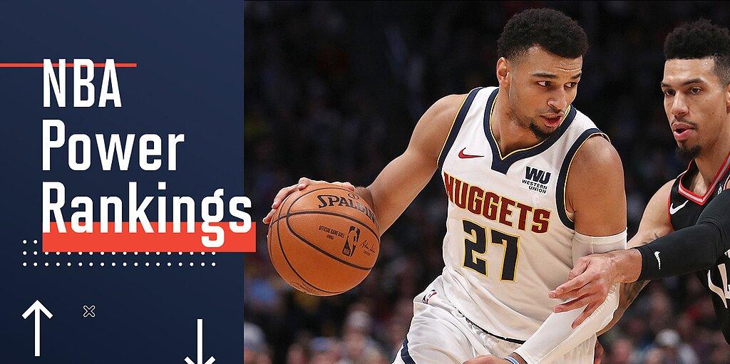ebf0c234f719 NBA Power Rankings  Nuggets surge to No. 1
