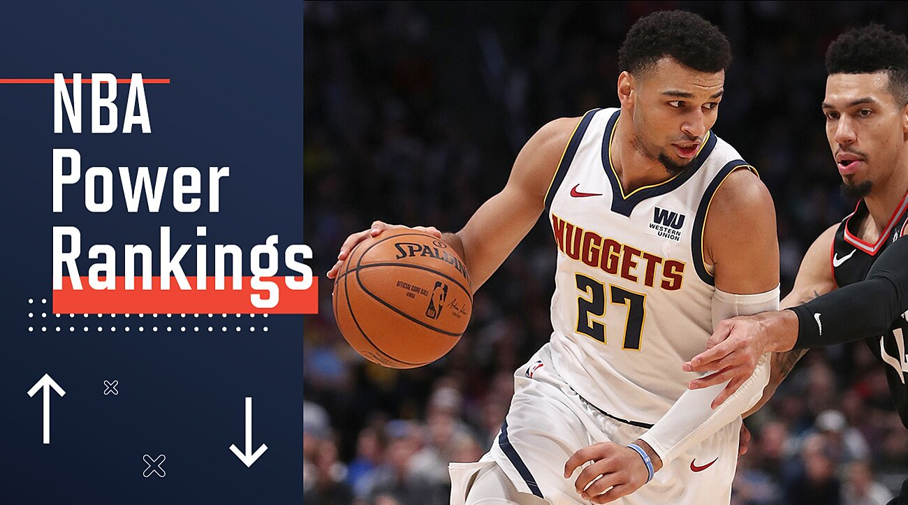 fc5cb0149a1 NBA Power Rankings  Nuggets Surge to No.1 Post Signature Performance