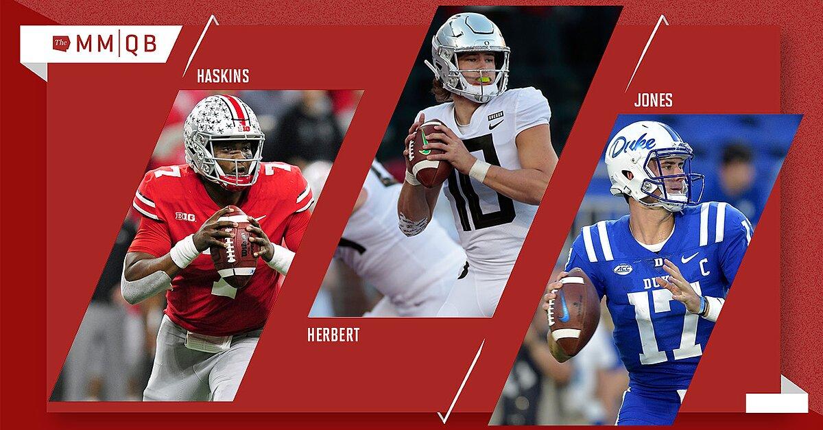 2019 NFL Mock Draft  3 QBs projected to go first round  9e9dc5ad5