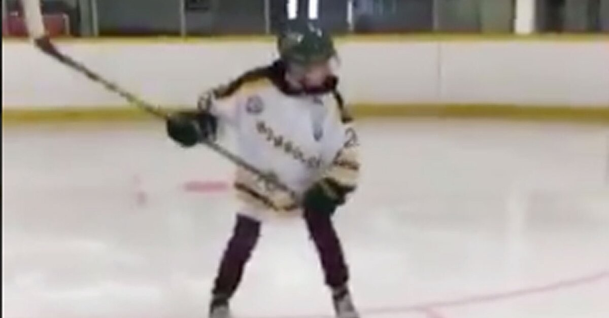 Humboldt broncos 39 layne matechuk skates first time since crash video for Humboldt swimming pool schedule