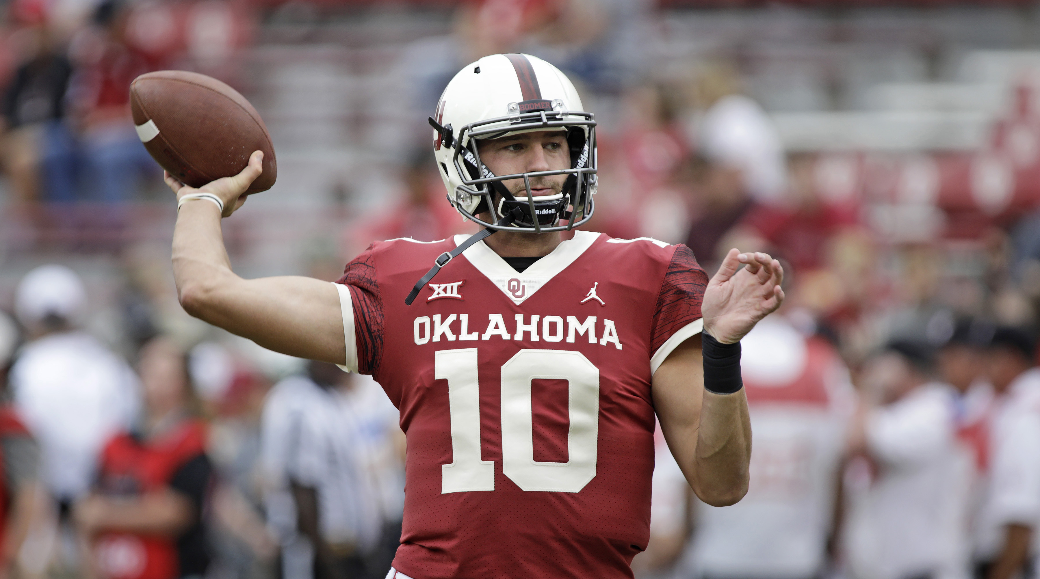 Report: Oklahoma Backup QB Austin Kendall Enters NCAA Transfer Portal