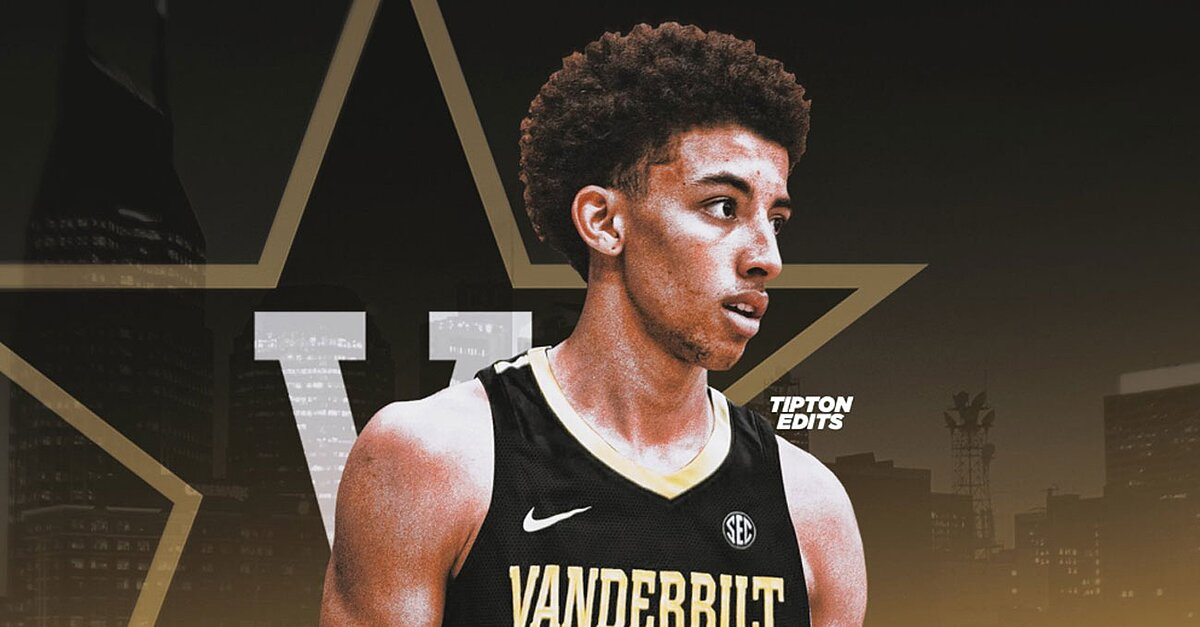 purchase cheap 9c485 b098a Scotty Pippen's son commits to Vanderbilt basketball | SI.com