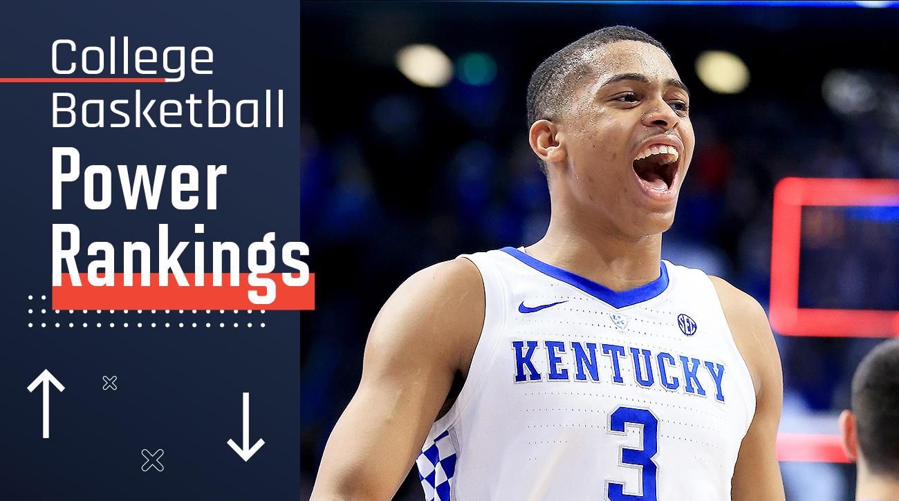 Kentucky Basketball Roster Power Rankings Offseason: College Basketball Rankings: Kentucky, Purdue Rise